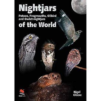 Vogels van de wereld: met Potoos, Frogmouths, Vetvogel en Owlet-vogels