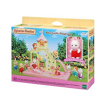 シルバニアの家族赤ちゃん城遊び場 5319