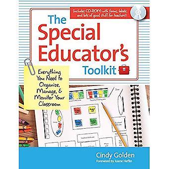 Boîte à outils de l'éducateur spécialisé: tout ce que vous devez organiser, gérer et surveiller votre salle de classe [par CDROM]