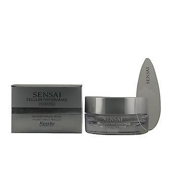 Kanebo Sensai Sensai Cellular Performance Hydrachange Mask 75 Ml para mujeres