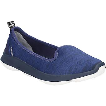 Hush Puppies Womens Life Slip On Casual Stylish Loafer Shoes