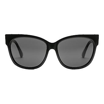 Electric California Danger Cat Sunglasses - Gloss Black/Grey