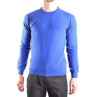 Altea Ezbc048046 Men's Blue Wool Sweater