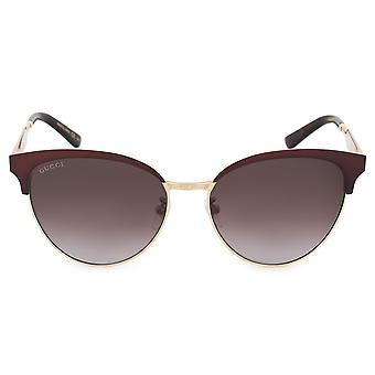 Gucci-Cat Eye Sonnenbrille GG0074S 004-57