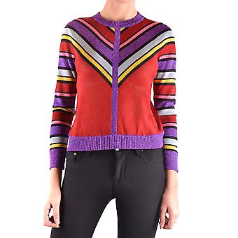 Filosofia Por Lorenzo Serafini Ezbc087028 Women's Suéter de Acetato Multicolor