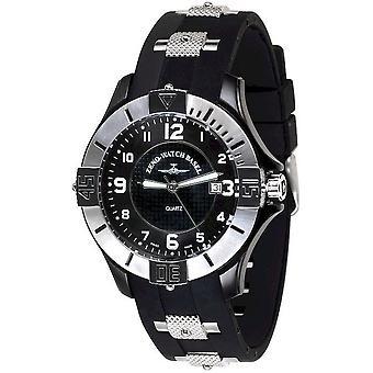 Zeno-watch mens orologio al quarzo 1 Data 5415Q-BKS-h1