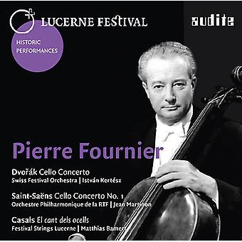 ドヴォルザーク/フルニエ/Rtf フィル ハーモニー管弦楽団 - ピエール ・ フルニエのチェロ [CD] 米国はインポート