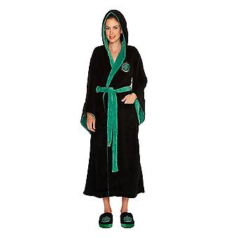 Vrouwen Harry Potter Zwadderich dressing toga-ONE SIZE
