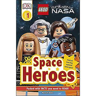 LEGO Women of NASA Space Heroes by DK - 9780241331408 Book
