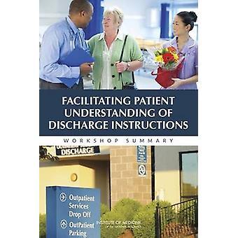 Facilitating Patient Understanding of Discharge Instructions - Worksho