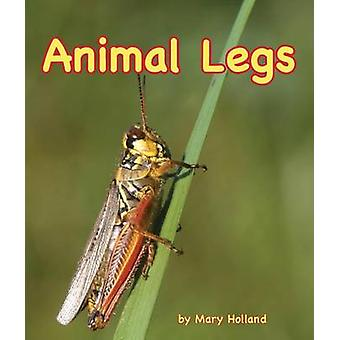 Animal Legs by Mary Holland - 9781628558449 Book