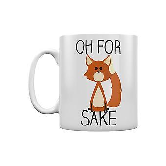 Grindstore Oh For Fox Sake Mug