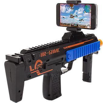 Iphone controlador de armas bluetooth e jogos compêndio