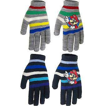 2-Pack Super Mario Vantar Fingervantar One Size