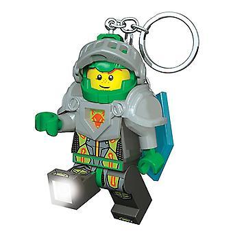 LEGO Nexo Knights Aaron KEYLIGHT med skjold Power Code