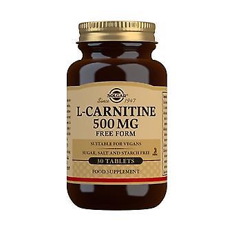 Solgar L-Carnitin 500mg Tabletten 30 (570)