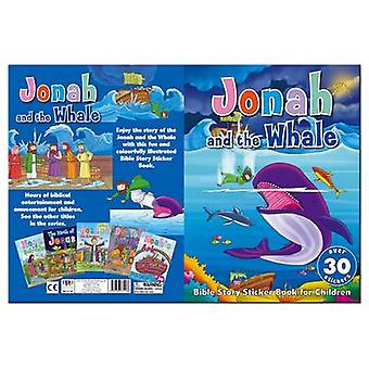 Bible Sticker Book - Jonah & the Whale - 9781783731138 Book
