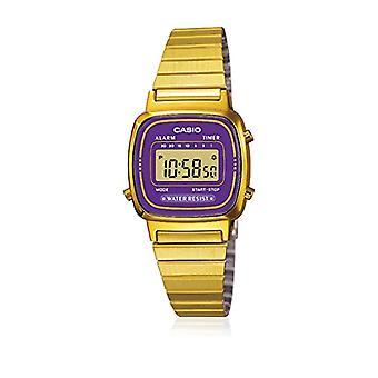 Casio Clock Woman ref. LA-670WGA-6
