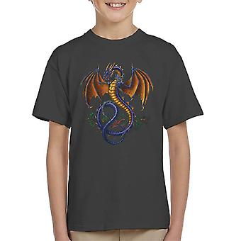 Alchemy Wyverex Cipher Kid's T-Shirt