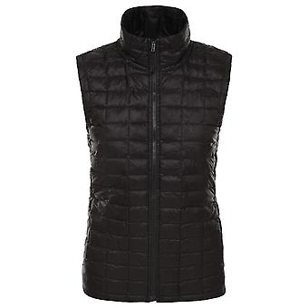 Il North Face Black Womens ThermoBall Eco Vest