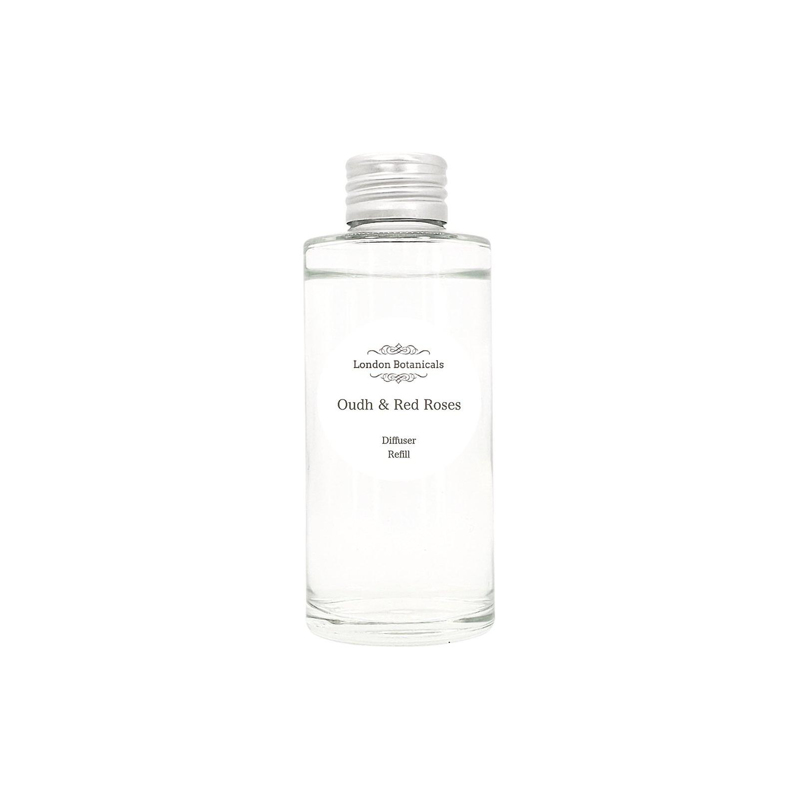 Oudh & red roses 100ml diffuser refill