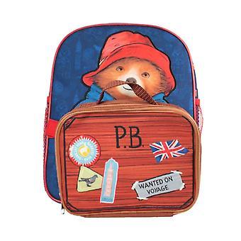 Children's Paddington Bear Backpack With Detachable Case