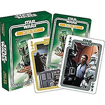 Playing Card - Star Wars - Boba Fett Poker New 52637