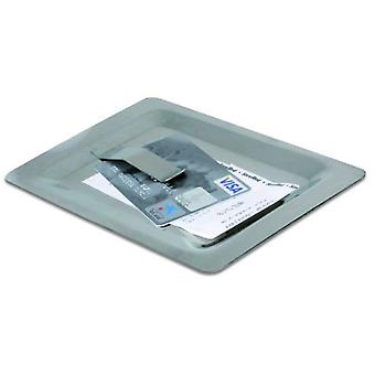 Chefmecsa Rectangular Tray With Pinza 10,5X17 C