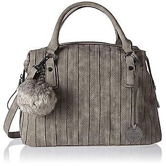 Marco Tozzi 61018 - Donna Grau bucket bags (Dk.grey Antic) 38x26x16 cm (B x H T)