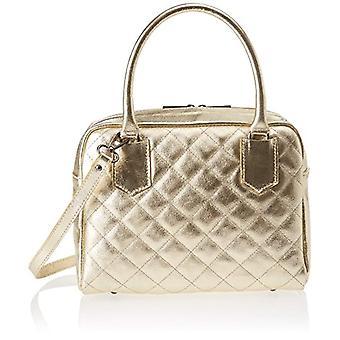 Chicca Bags 8847 Women's shoulder bag Gold 26x19x10 cm (W x H x L)