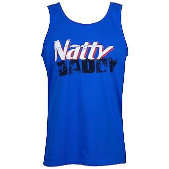 Natural Light Natty Daddy Blue Tank Top