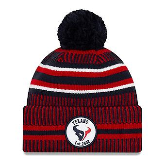 New Era Sideline Bommel Kids Youth Hat Houston Texans