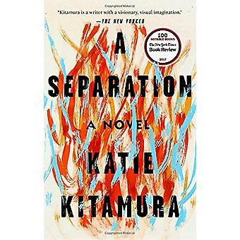 A Separation by Katie Kitamura - 9780399576119 Book