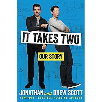 It Takes Two - Our Story by Jonathan Scott - 9781328771476 Book