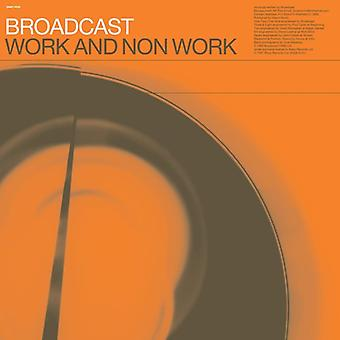 Broadcast - Work & Non-Work [CD] USA import