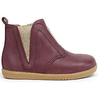 Bobux I-walk chicas Signet botas ciruela