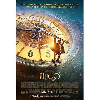 Hugo Poster Double Sided Regular (2012) Original Cinema Poster