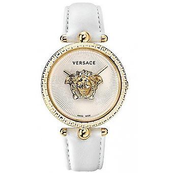 Versace Wristwatch Women's Quartz Leather Bracelet VCO040017