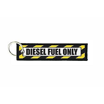 Gate cles Luftfahrt Schlüsselanhänger Auto Diesel Kraftstoff nur r5