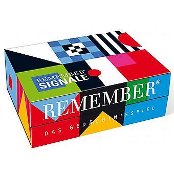 Herinner me herinneren 44 signalen memory spel