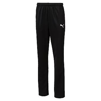 Puma FtblPLAY Kids Football Fitness Training Sports Track Pant Trouser Black
