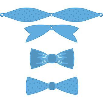 Marianne Design laget av Mix & Match buer dør, blå