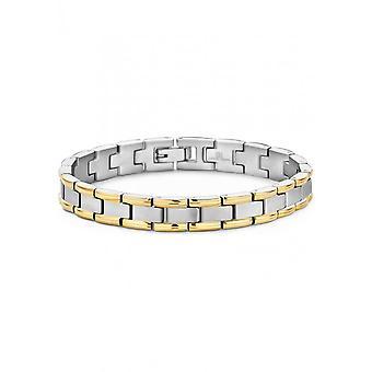 Design danois - Bracelet en titane Hadsten Bi-Tone IJ110B2