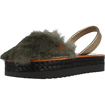Menorquinas Popa Sandals Goa Color Kakidk