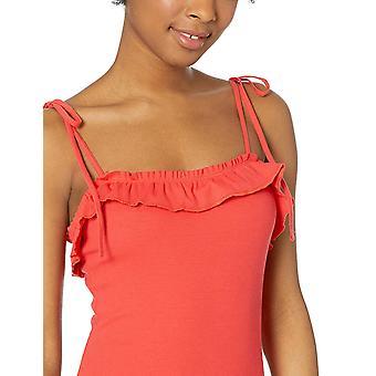 Billabong Women's Marbella Dream Bodysuit Sunset Kırmızı Orta