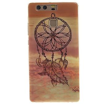 Hull For Huawei P9 Pattern Catches Dreams