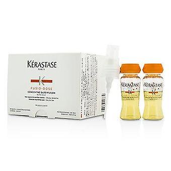 Kerastase Fusio-dose Concentre Oleo-fusion Nutri-huile Intensive Nourishing Care (very Dry Hair) - 10x12ml/0.4oz