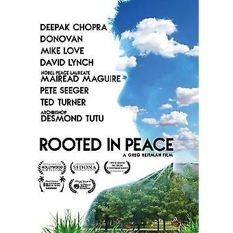 Rooted in Peace DVD by Director Greg Reitman