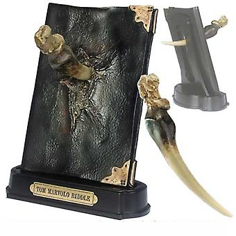 Basilisk Fang and Tom Riddle Diary Sculpture from Harry Potter and The Deathly Hallows