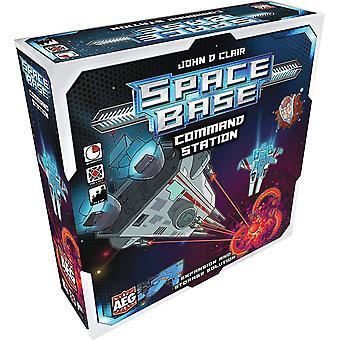 Space Base Command Station Erweiterung und Speicherlösung für Brettspiel